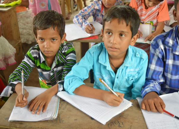 EDUCATING RURAL INDIA
