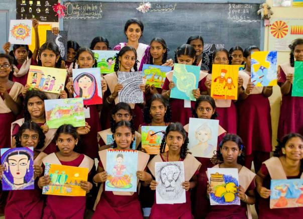 Help Teach for India fellows build a 'Community Centre'