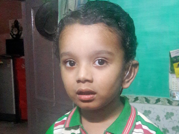 Help Aadyan Hear Again