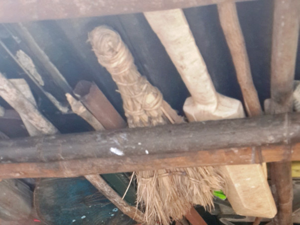 Help Me Repair Safina's House.