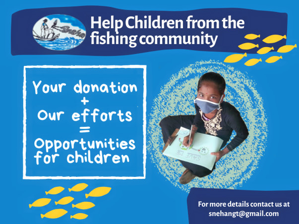 Help Children from the Fishing Community Access Education
