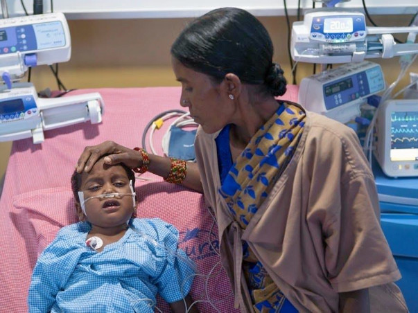 Little Shivu Is In The ICU And Needs Our Help