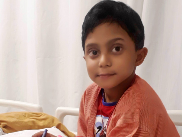Help Unnabh Survive His Liver Transplant