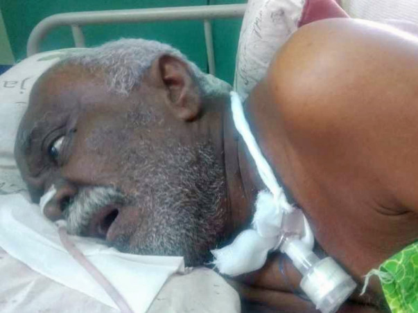 Help Me Save My Father's Life
