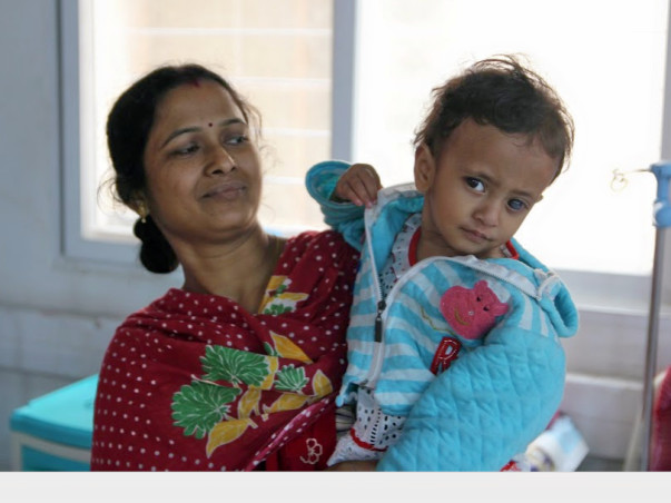 1-Year-Old Juie Needs Your Help To Fight Eye Cancer