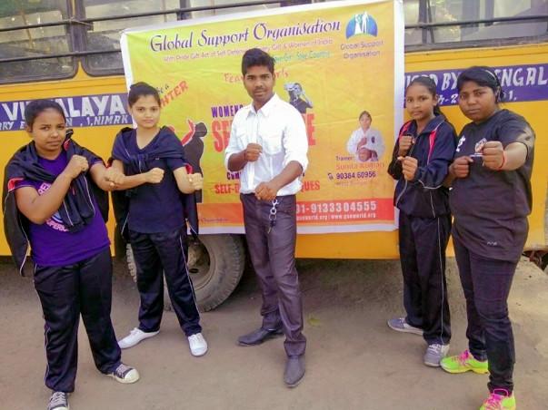 Sponsor Self Defense Training for Girls and Women