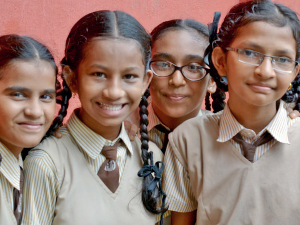 Making periods a non-issue for school girls