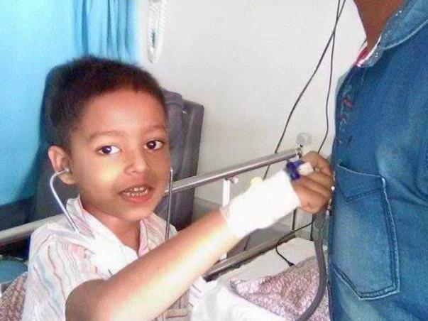 Support Sunrit Das Undergo Bone Marrow Transplant