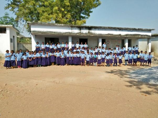 Help school children