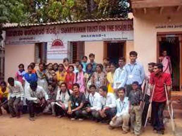 Nandi Hillathon: Education for the disabled children, HSR Layout