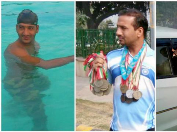 Fundraising to support Paralympic Gold Medalist Swimmer Bharat Kumar