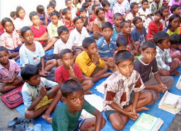 Help Us To Provide Educational Tools To Improve School Education