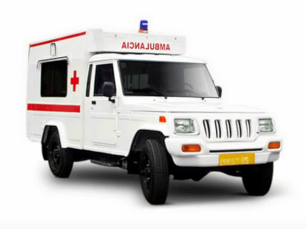 Please Help Us Provide An Ambulance in Pandavgad