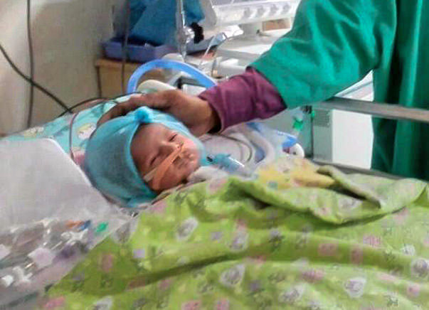 My Son Was 2 Days Old When We Found Out That He Had A Heart Problem