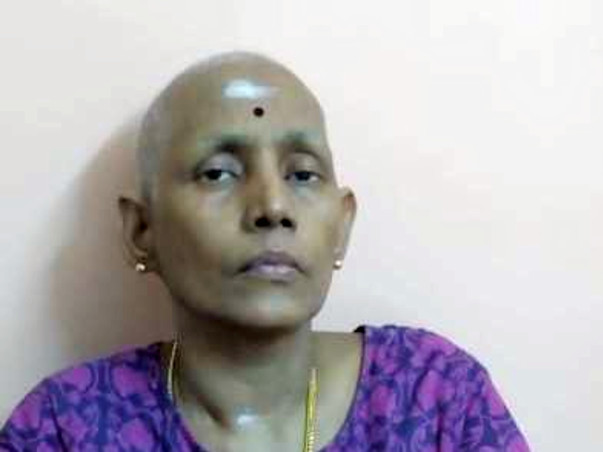 Help Sarala Fight Cancer