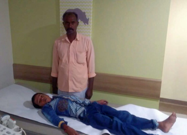 Gopinath is suffering from a heart disease and needs surgery