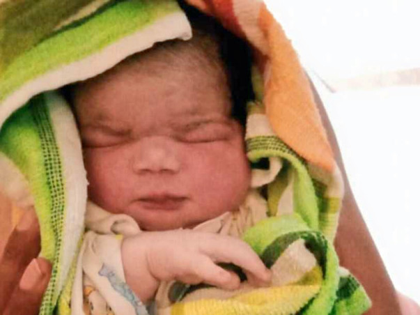 Help to baby of jyoti urgently treatment
