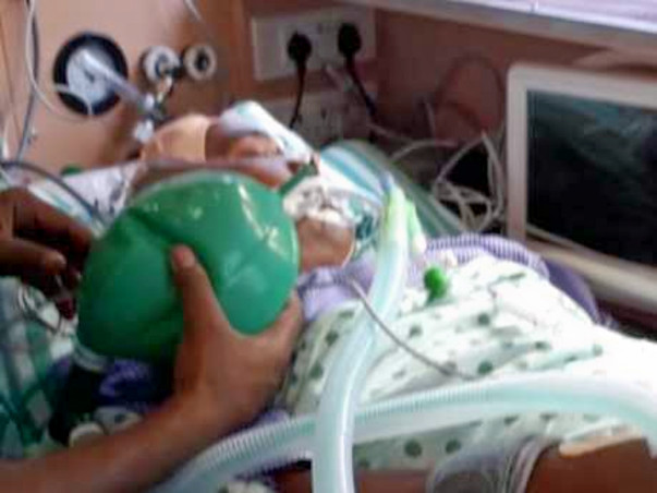 Help Manikandan Recover From A Brain Haemorrhage