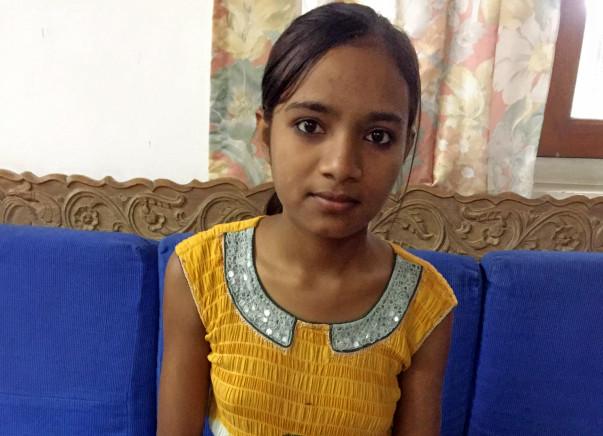 HELP ANISHA STUDY HER 10TH CLASS
