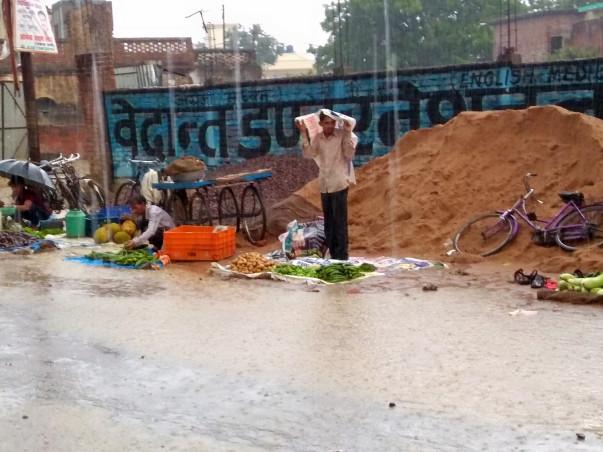 Help farmers from rain