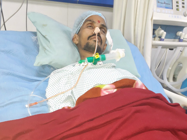 Help Parvindar Gupta Who Is Fighting for His Life in Hospital