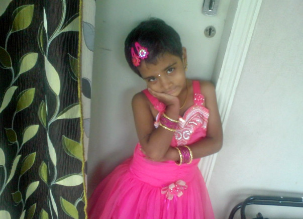 Help Little Diyasree in Her Fight Against Thalassemia