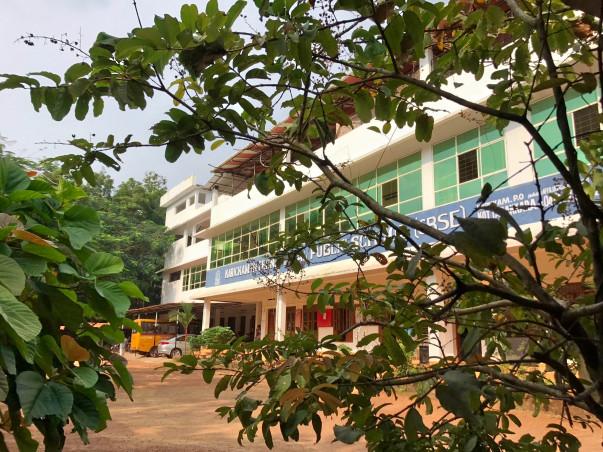 Helping KIPS Senior Secondary School build a sports stadium
