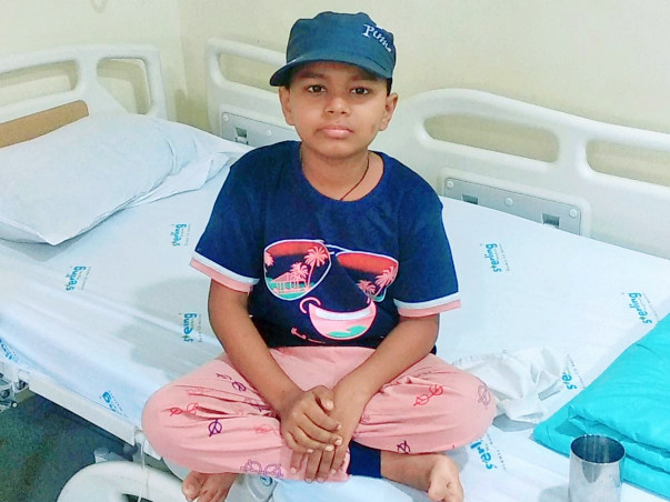 Help Khushal For Bone Marrow Transplant