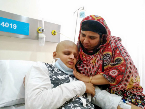 This 14-year-old Cancer Patient Fears Debt More Than Death