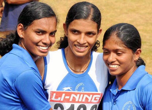 Abitha Will Run for India- With Your Support