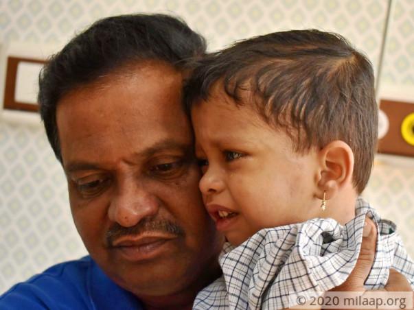 Help Baby Swarit Joshi Fight Acute Liver Failure