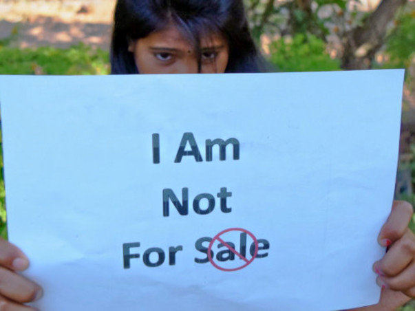 Help RESCUE a CHILD,a DAUGHTER,a SISTER, TRAFFICKED into PROSTITUTION
