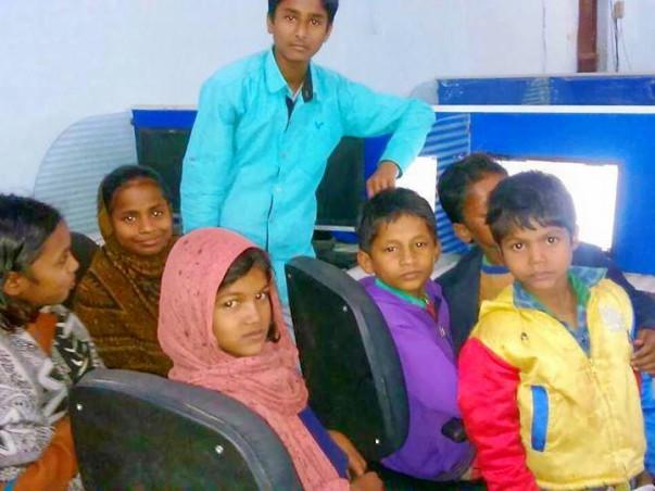 Education for Poor Kids