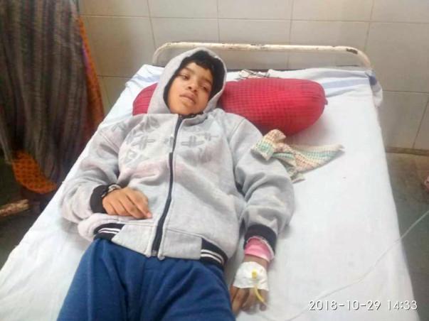 Help 12 year old Rabiya , the only child left to survive Leukodystrop