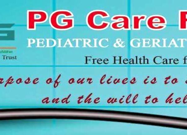 Help Needy Kids Through PG Care Foundation