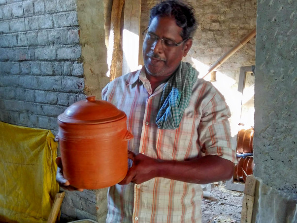 Help Renu Tackle Poverty By Helping Him Construct A Pottery Kiln!