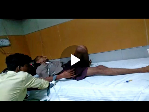 Help Prashik Who Met With An Accident, your help can save a life.