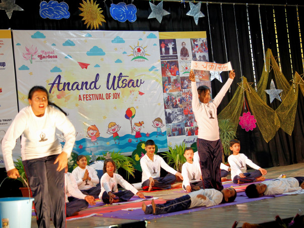 """Support """"Anand Utsav - a festival of joy for Intellectually Disabled"""""""