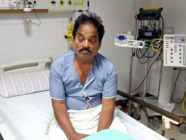 Please Help Mr Apu Saha Chaudhury Recover