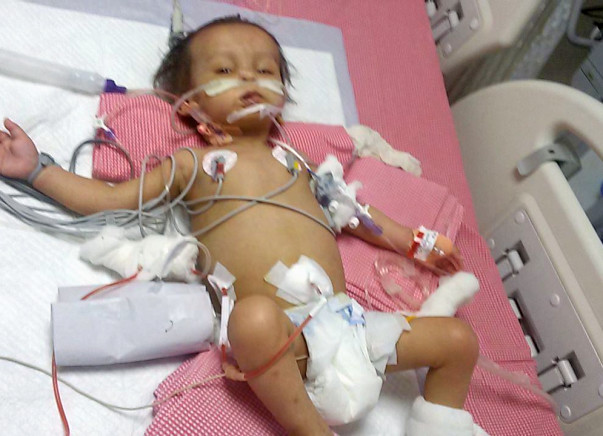 Help us to save Shrijay