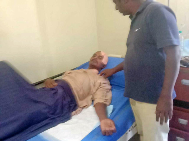 Support Divakar Rao To Recover From Head Injury