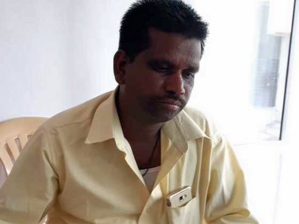Support Mallesh recover from liver abscess.