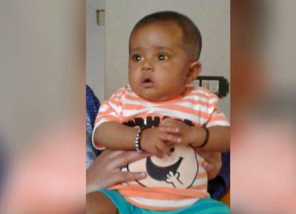 10 Days To Save 6-month-old Hamdan's Life From End Stage Liver Disease
