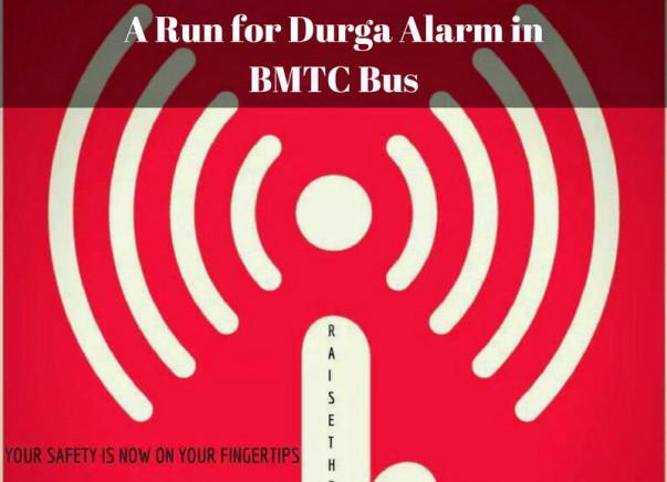 Help women travel safe in bus