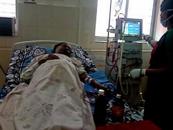 Support Sikandar MC For Kidney Transplant