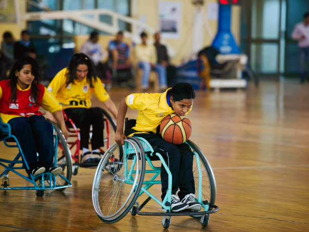 Fundraising to purchase sports wheelchairs for Para-athletes