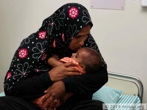 Little Azwa Needs Urgent Transplant To Fight Rare Disease