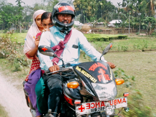 Support Ambulance Dada To Build A Free Hospital In His Village