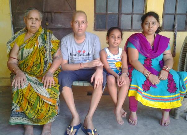 Liver Cancer Has Paralysed Rashmi Meher's Family Financially