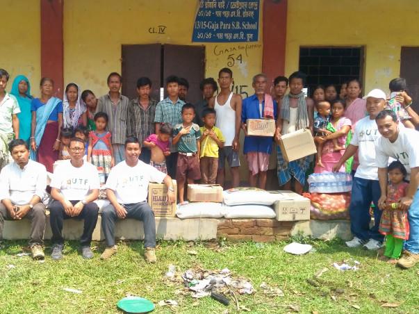 Help Cyclone Affected Tripura